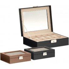 Ambassador Luxor 1083 čierny box na hodinky