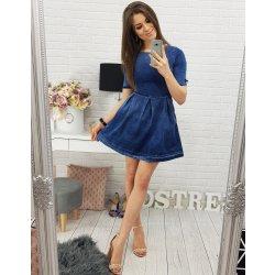 aa15ac261 Dámske riflové šaty LILY modré (ey0274) alternatívy - Heureka.sk