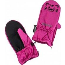 Noidy Detské rukavice ružová