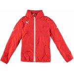 Puma Rain Jacket Boys red