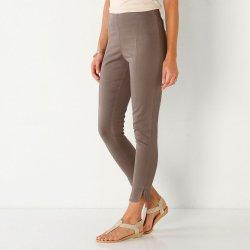 f315052ddc1d Blancheporte 7 8 ultra strečové nohavice hnedosivá alternatívy ...