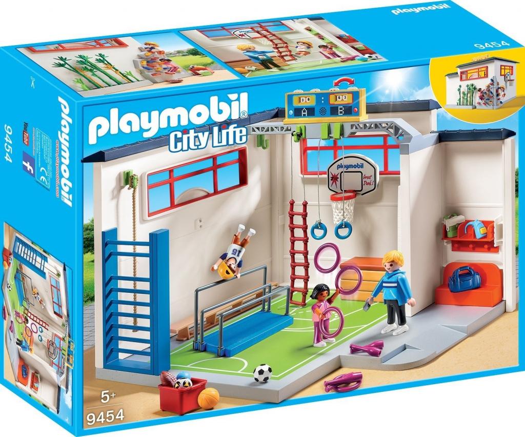 b442a5f0e Playmobil 9454 Tělocvična od 37,00 € - Heureka.sk