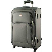 SUITCASE 91074 cestovný kufor veľký 48x32x74 cm Šedá
