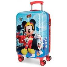 2aa3785de6023 JOUMMABAGS Cestovný kufor ABS Mickey Winner ABS plast, 55 cm