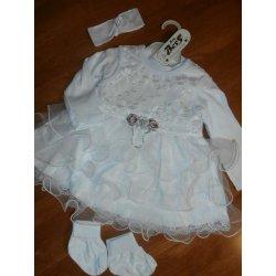 66c416a4b5fd Dievčenské šaty na krst 25 alternatívy - Heureka.sk