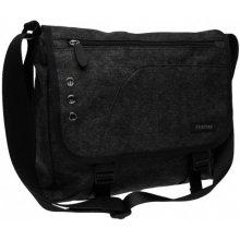 Firetrap Herringbone Messenger Bag