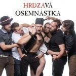 HRDZA: HRDZA - HRDZAVÁ OSEMNÁSTKA CD