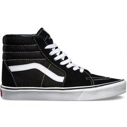 e29e12455 Vans Sk8-hi Black/Black/White od 51,15 € - Heureka.sk