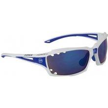 Force Vision Sunglasses white/blue