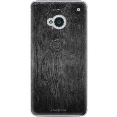 Púzdro iSaprio - Black Wood 13 - HTC One M7