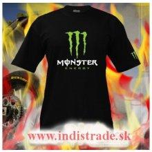 Tričko Monster energy