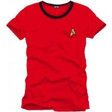Star Trek Scotty Uniform Red