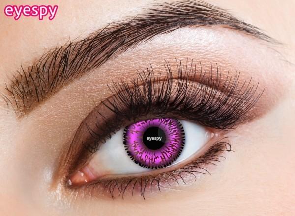0ad6740dc Eyecasions Eyespy Violet jednodňové 2 šošovky alternatívy - Heureka.sk