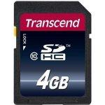 Transcend SDHC 4GB class 10 TS4GSDHC10