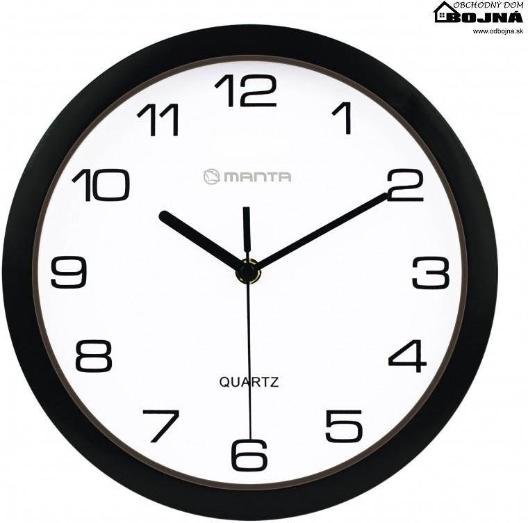 Hodiny MANTA MANTA Nástenné hodiny DELTA CLK004 - Zoznamtovaru.sk b19782c7a49