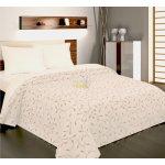 Forbyt, Prikrývka na posteľ, Indiana šedobéžová 240 x 260 cm