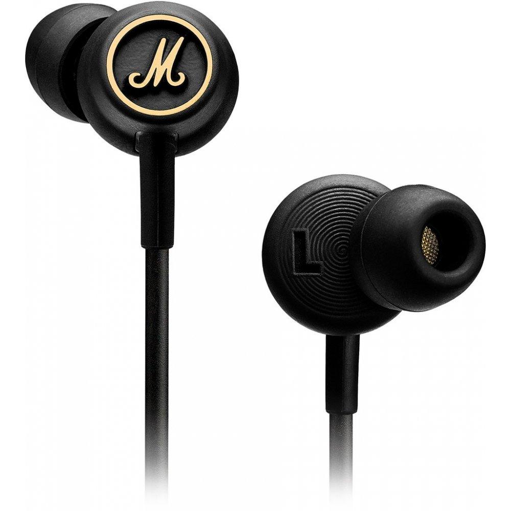 Štupľové slúchadlá Marshall Mode EQ