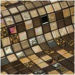 SAPHO EZARRI COCKTAIL sklenená mozaika 25x25 COSMOPOLITAN