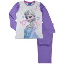 E plus M Dievčenské pyžamo Frozen fialové