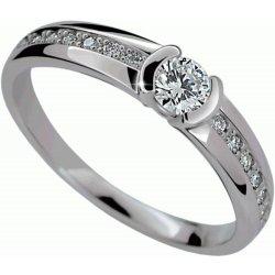 Danfil Luxusné zásnubný prsteň DLR2106b alternatívy - Heureka.sk 2a7f2743493