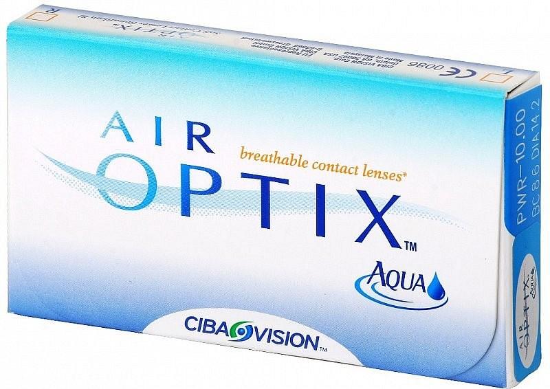Alcon Air Optix Aqua 3 šošovky od 10 2d43a197772