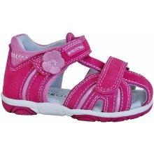 e3c3002bb791 Protetika Dievčenské sandále Talisa ružové