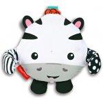 Mattel Fisher Price Chichotaví plyšoví maznáčik Zebra CMY