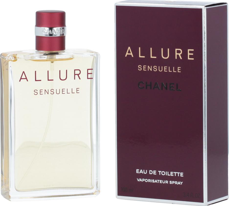df8ef4569 Chanel Allure Sensuelle toaletná voda dámska 100 ml od 67,00 € - Heureka.sk