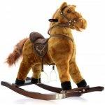 EURO BABY Hojdací koník hnedý