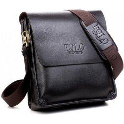 56d6503b7 kožená crossbody taška Polo Black alternatívy - Heureka.sk