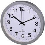 Hama nástenné hodiny PG-300, DCF, čierne