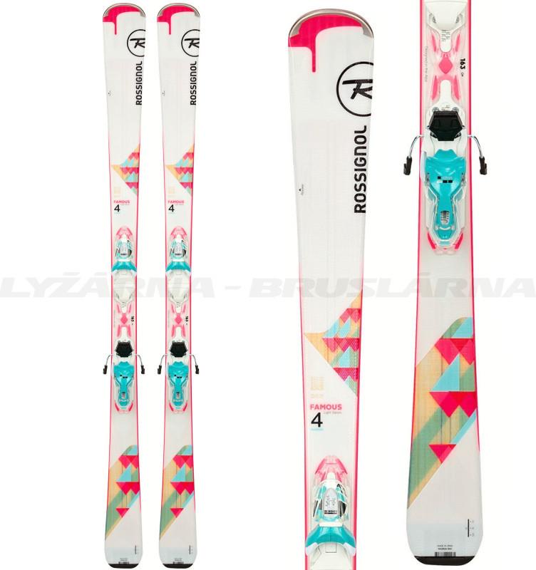 Zjazdové lyže Rossignol - Heureka.sk 839563db2cc