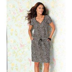 Blancheporte šaty na zips potlač čierna biela alternatívy - Heureka.sk b9160515bf1