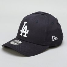quality design ee14c 57c5a New Era 9Forty Youth MLB League Essential Los Angeles Dodgers Cap Navy   White