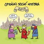 Kalendář Opráski sčeskí historje 2017
