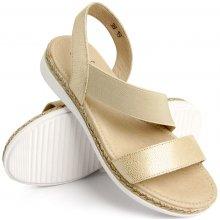 cc79d8b4476fb Batz dámske zdravotvné sandále Gigi Beige