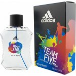 Adidas Team Five voda po holení 100 ml