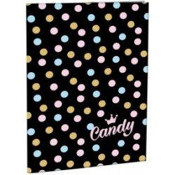 Dosky na abecedu Candy