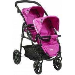 fa03a6abcb9e2 Römer Britax Kočík pre dve dvojičky Twin pink alternatívy - Heureka.sk