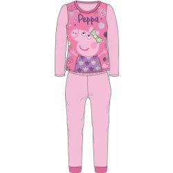 71864786fa3f E plus M Dievčenské pyžamo Peppa Pig svetlo ružové alternatívy ...