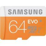 Samsung EVO microSDXC 64GB UHS-I U1 + adapter MB-MP64DA/EU