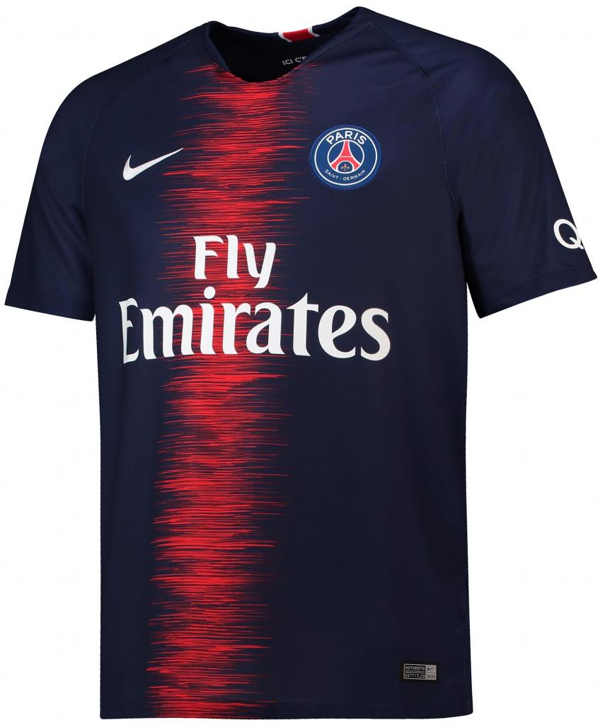 3becd498d0192 Nike Paris Saint-Germain FC PSG dres dámsky 2018 2019 domáci + meno a číslo
