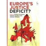 Europe's Justice Deficit? Kochenov Dimitry