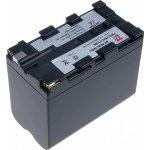 T6 power NP-F930, NP-F950, NP-F960 batéria - neoriginálne
