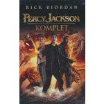 Percy Jackson 1-5 - komplet - Rick Riordan