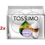 Tassimo Jacobs Krönung Latte Macchiato méně cukru 8 ks 480 g