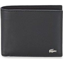 Lacoste peňaženka FG čierna