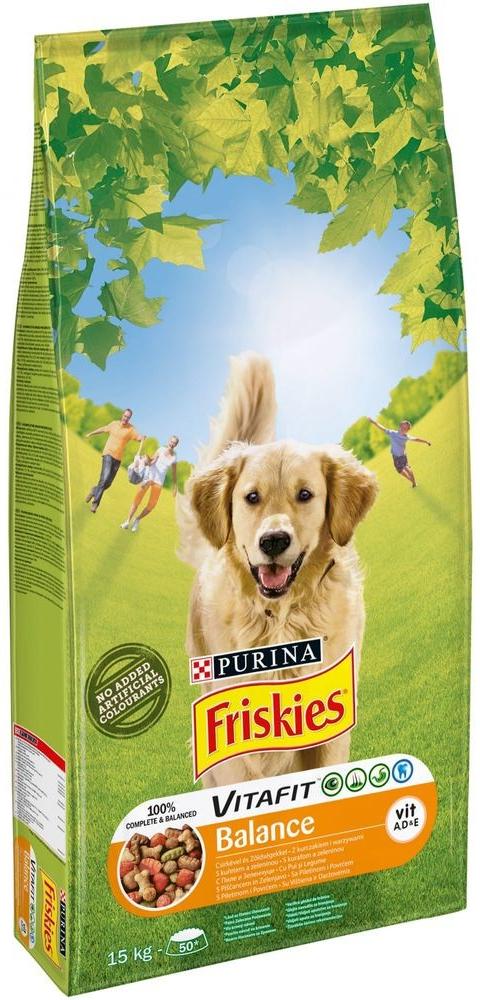 Purina Friskies Dog Balance 15 kg
