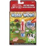 Melissa & Doug MAGICKÉ PERO FARMA WATER WOW!