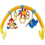 Baby Mix Hračka na kočárek - zvieratka 12845